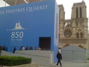 Via Vaiatres Quaerit 850 ans years