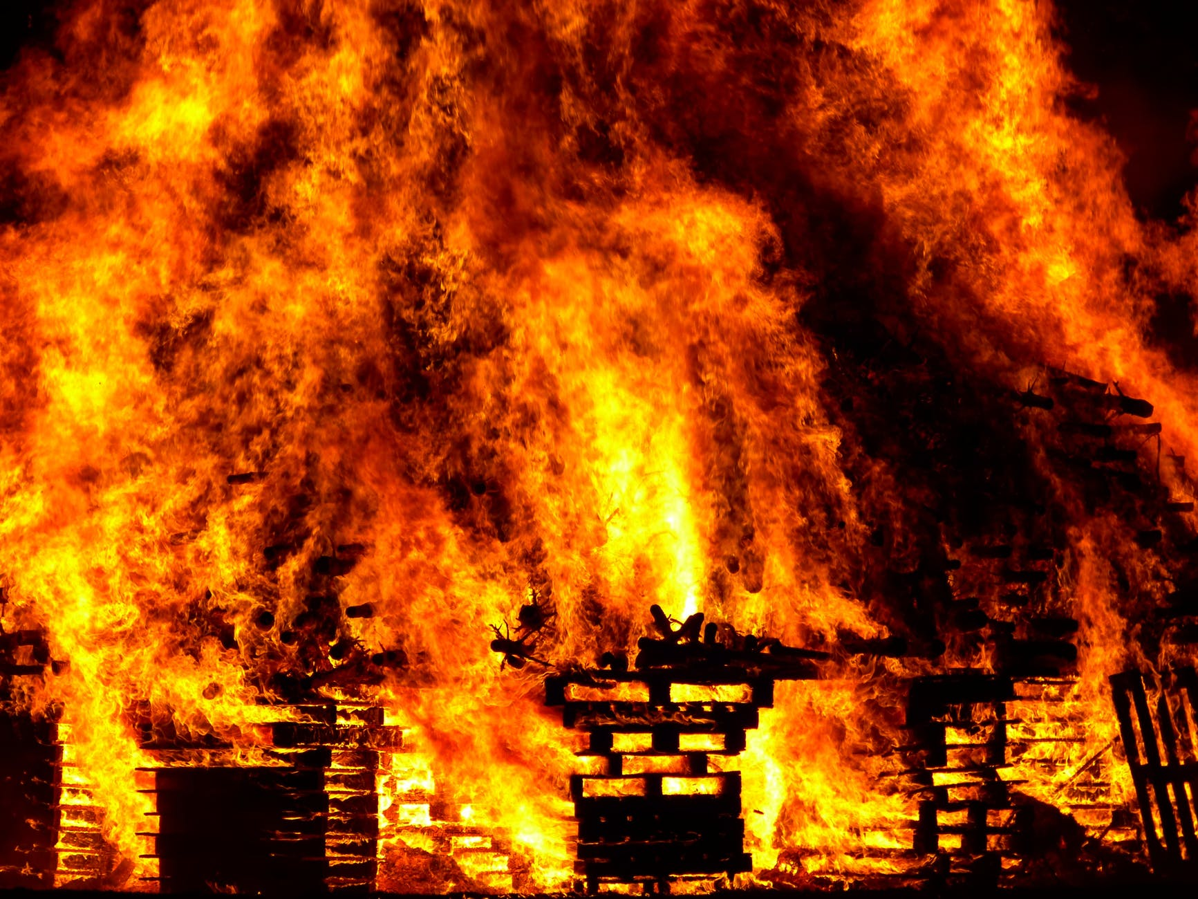 fire warm radio flame