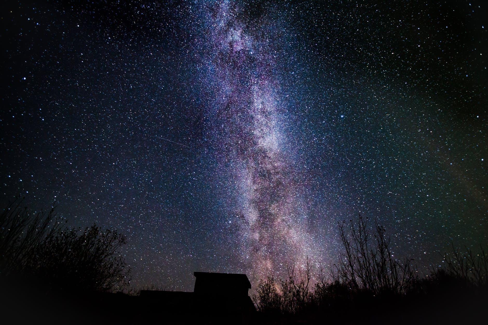 stars at night