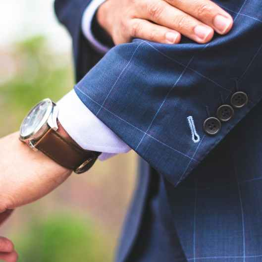 men s suit and accessories