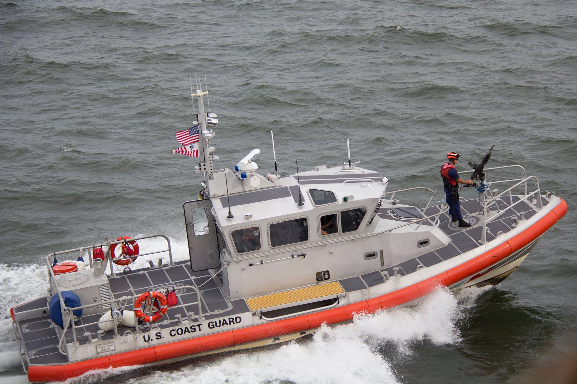boat military coast guard